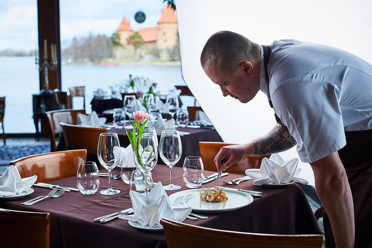 Ask Restoranas Mentorius Juris Degustacija