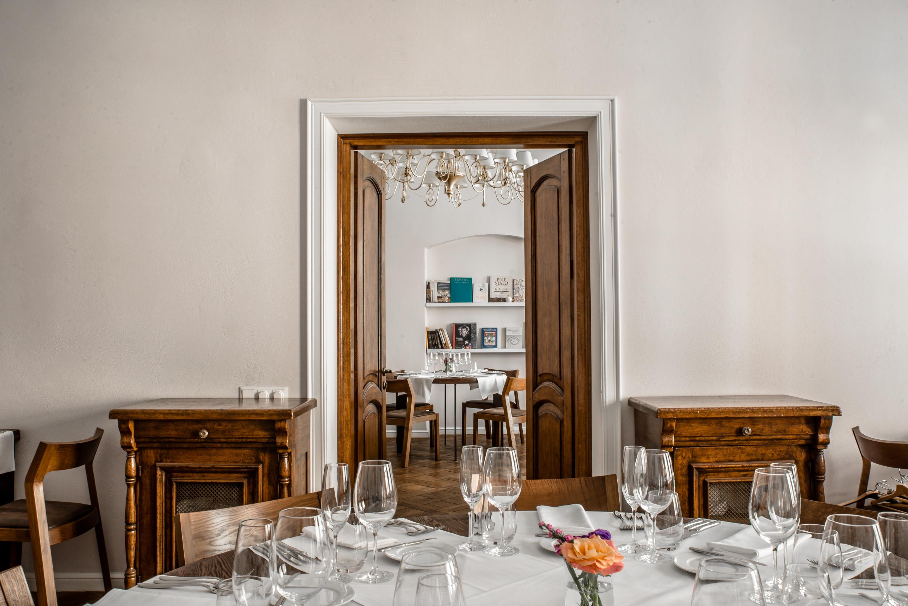 Ertlio Namas Restorano Archyvas